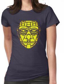 Face T-shirt / Sticker / Case Womens Fitted T-Shirt