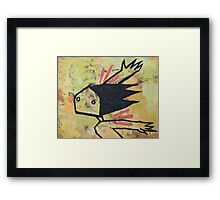 Flying Lessons II Framed Print