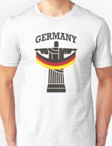 Germany Deutschland  Brazilië Worldcup 2014  T-Shirt