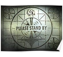 Fallout 3 - Please Stand By... Poster