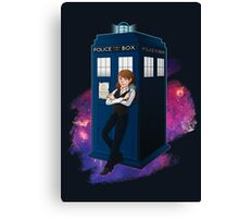 Another kind of Doctor Canvas Print
