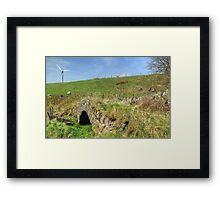Past To Present Framed Print