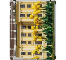 tulip castle iPad Case/Skin
