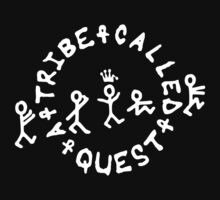 A Tribe Called Quest by starin