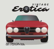 Vintage Erotica, 1750 GTV by fmsdesign