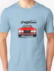 Vintage Erotica, 1750 GTV Unisex T-Shirt