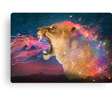"""A Love Written In The Stars • """"Andromeda"""" (Perseus/Andromeda) Canvas Print"""