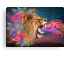 "A Love Written In The Stars • ""Perseus"" (Perseus/Andromeda) Canvas Print"