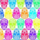 Sugar Skull by Keelin  Small