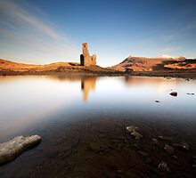 Ardvreck Castle by Grant Glendinning