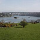 Menai Anglesey Wales by AnnDixon