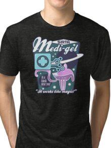 Medi-gel Advertisement Tri-blend T-Shirt