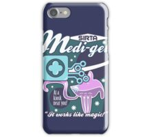 Medi-gel Advertisement iPhone Case/Skin