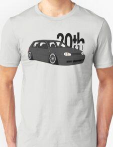 Black 20th GTI Graphic T-Shirt