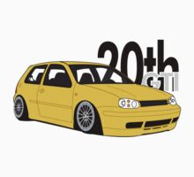 Imola Yellow 20th Graphic by VolkWear