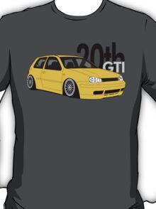 Imola Yellow 20th Graphic T-Shirt