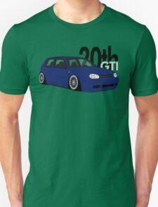 Blue 20th GTI Graphic T-Shirt