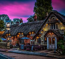 The Crab Pub Isle of Wight  by outlawalien