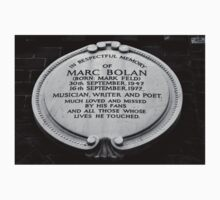 Marc Bolan T Rex by ReggieRamos