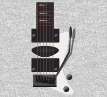 guitar  Baby Tee