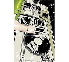 DJ! Photographic Print