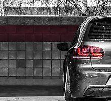 Volkswagen MK6 GTI Blackwhite by VolkWear