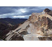 Almeria Landscape Photographic Print