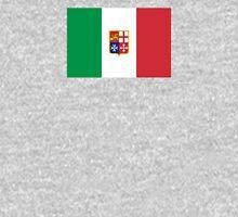 Civil Ensign of Italy  Unisex T-Shirt