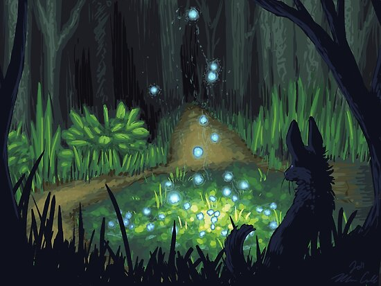 The Glade by marandart