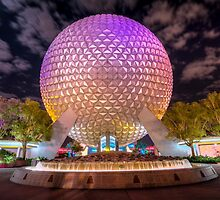 Goodnight, Epcot by elblots