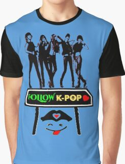 ♥♫Follow K-Pop Splendiferous K-Pop Clothing & Phone/iPad/Tablet/Laptop Cases & Stickers & Bags & Home Decor & Stationary♪♥ Graphic T-Shirt