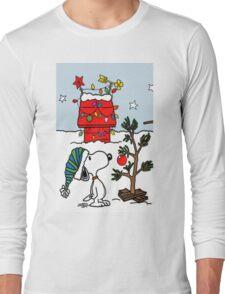 Snoopy 01 Long Sleeve T-Shirt
