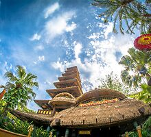Tiki Room by elblots