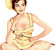 50s Chick by whiteflash