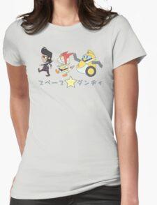 Walkin' Dandy Womens Fitted T-Shirt
