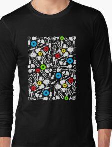 all abut music  Long Sleeve T-Shirt