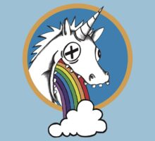 Drunk Unicorns Make Rainbows! by MrPeterRossiter