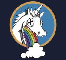 Drunk Unicorns Make Rainbows! Kids Clothes