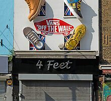 Camden Shoes by newcityphotos