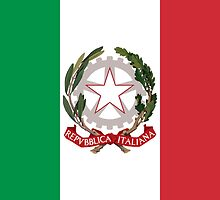 State Ensign of Italy  by abbeyz71