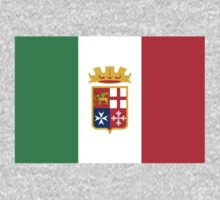 Naval Ensign of Italy T-Shirt