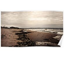 Lake Superior Beach in Duluth Minnesota 2 Poster