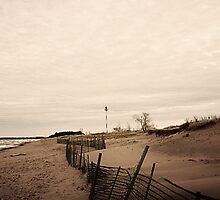 Lake Superior Beach in Duluth Minnesota 3 by Emily Rose