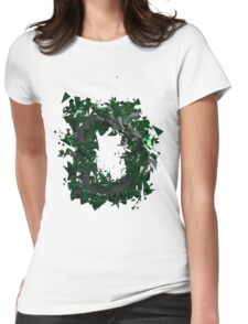 The Epic D Womens Fitted T-Shirt