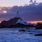 Corbiere winter by Gary Power