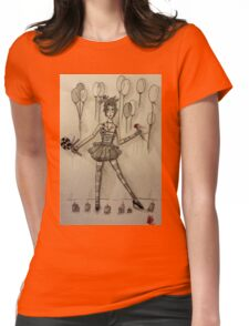Dollface Womens Fitted T-Shirt