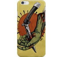 Switchblade  iPhone Case/Skin
