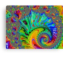 Butterfly Maddness Canvas Print