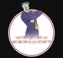 "The Joker - ""Clown Prince Of Crime"" by Mr. Gooodman"