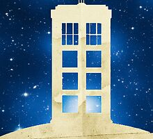 The Tardis by Sangavi Manickavel